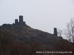 hrad Hazmburk, Klapý