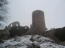 hrad Helfenburk, Bavorov