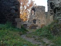 hrad Buben, Plešnice