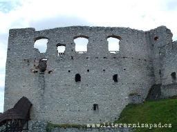 hrad Rabí, Sušice