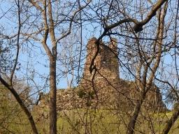 hrad Týřov, Karlova Ves
