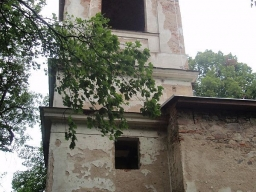kostel Panny Marie, Otín