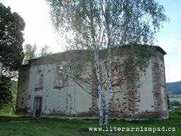 kostel sv. Blažeje, Branišov