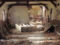 sanatorium Beelitz-Heilstätten, Německo
